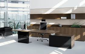 home office modern ceo office interior design bank executive