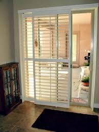 Interior Shutters For Sliding Doors Window Coverings In Frankfort Il Image Gallery Budget Blinds