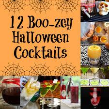 12 boo zey drinks perfect halloween cocktails