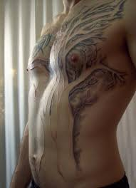 top 10 creepy and gruesome tattoos