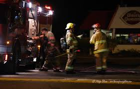 dairy queen thanksgiving hazards of fireworks u2013 fire at the dairy queen u2013 the view from