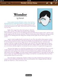 how to write a literature review paper what is essay in literature wonder literary essay by hannah cover wonder literary essay by hannah how to write