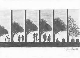 pictures scenery pencil drawings drawing art gallery