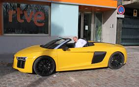 wrapped r8 an open and shut case new audi r8 spyder scooped undisguised by