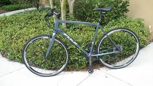 Fuji Comfort Bicycles Got My First Hybrid Fuji Absolute 1 5 Bike Forums