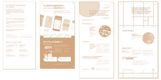 layout consultores zarate the anatomy of a portfolio prototypr