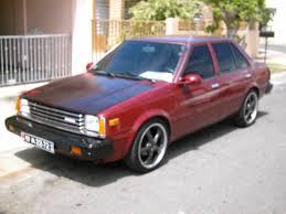 nissan datsun 1983 perfect 1984 nissan sentra from nissan sentra down on the junkyard