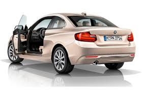bmw 2 series price in india bmw 2 series coupe gets 3 cylinder engine four wheel drive