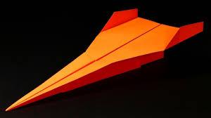 paper airplane flies 100 feet