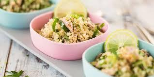 comment cuisiner le quinoa salade de quinoa au thon facile et pas cher recette sur cuisine