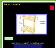 Woodworking Plans Doll Bunk Beds by Bed Plans From Woodsmith Magazine 110305 Woodworking Plans And