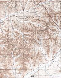 Wisconsin Lakes Map by Examples Of Topographic Maps