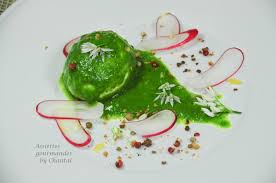 cuisiner les fanes de radis crème de fanes de radis oeuf mollet julien diaz