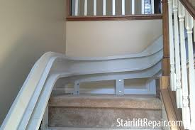 bruno cre 2110 elite curved stair lift tracks stairliftrepair com