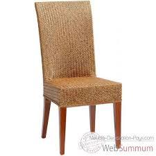 chaise en rotin but chaise joséphine rotin loom sans coussin kok dans loom indoor de