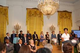 Oval Office Gold Curtains 28 Gold Curtains White House Obama To National Press Corps