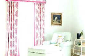 Pink Nursery Curtains Pink Curtains For Nursery Pictures Gallery Of Stylish Gray And