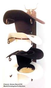 longhorn home decor american made cowboy hat holders