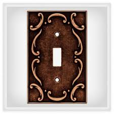 hton bay light switch covers copper wall plates best plate 2018
