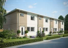 Modern Row Houses - traditional and modern row houses u2013 urban dwellings with lots of style