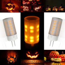 g4 2w flame flickering breathing general modes halloween dc9 30v
