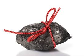 traditional tales why santa gives coal to bad kids your holiday