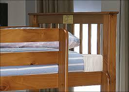 Pavo Bunk Bed Pavo Honey Pine Bunk Bed