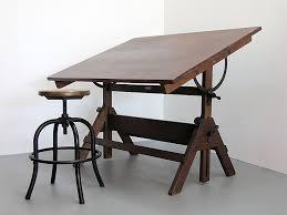 Hamilton Drafting Tables Hamilton Adjustable Drafting Table At 1stdibs