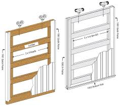 Patio Door Frames Western Products Of Indiana Sliding Door Systems Sliding Door