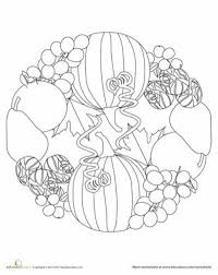 thanksgiving mandala coloring pages bootsforcheaper