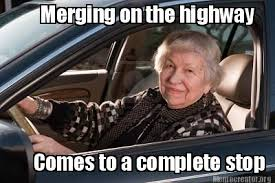New Driver Meme - new meme old lady driving tons of potential 3k reps