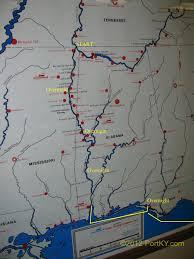 tombigbee waterway map welcome to portky com tenneesee tombigbee waterway