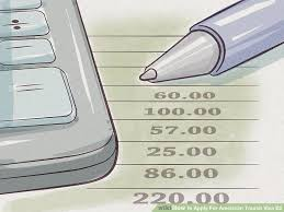how to apply for american tourist visa b2 14 steps