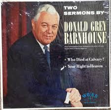 donald barnhouse donald grey barnhouse two sermons by donald grey barnhouse vinyl