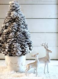white tree and deer budget decorating ideas petticoat