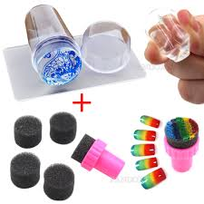 online get cheap nail art stamping kit aliexpress com alibaba group
