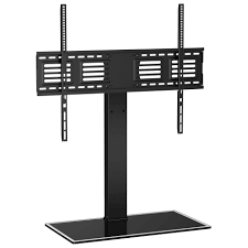 Tv Stand With Mount For 60 Inch Tv Universal Tv Stand Pedestal Base Wall Mount With Swivel And Height