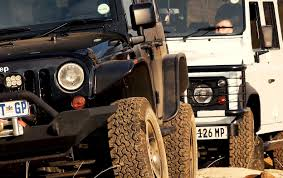 jeep range rover land rover defender versus jeep wrangler rubicon youtube