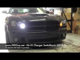 2010 dodge charger sxt upgrades 2006 2010 dodge charger switchback led upgrade black charger
