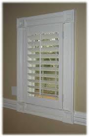 Interior Shutter Doors Shutters Window Treatments U Innuwindow Beautiful Diy Shutters
