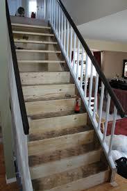 open tread stairway remodel stairways and basements