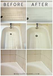 How To Clean A Bathtub Naturally Best Bathtub Clean Itu0027s Not That Bad As Youu0027ll Definitely