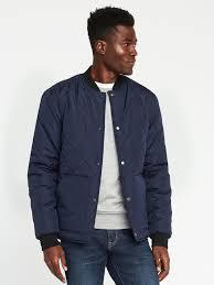 quilted er jacket for men old navy