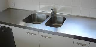 We Make Stainless Steel Bench Tops For Melbourne - Stainless steel kitchen sinks australia