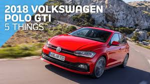 2018 volkswagen polo gti first drive fiesta fighter
