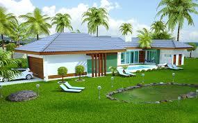 Fabuloso Planta de Casa Campo Grande: 1 suíte, 2 demi-suítes e piscina  #IV93
