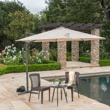 outdoor cantilever umbrella stylish large cantilever patio