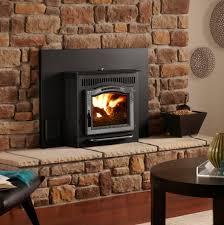 hampton gci60 large pellet insert youtube for pellet fireplace
