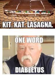 One Word Diabeetus Meme - diabetus para o homem ovo para os homens ovo e para a morsa meme