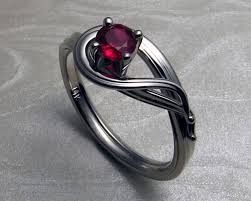 ruby engagement ring ruby engagement rings metamorphosis jewelry